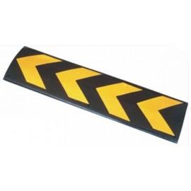 Protección goma paredes y coches